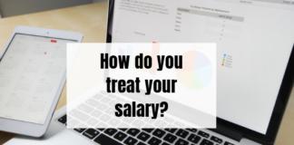 Do you treat your salary correctly_