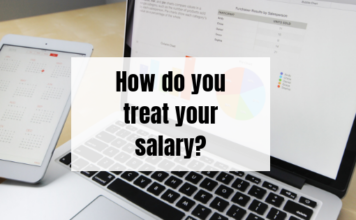 Do you treat your salary correctly_