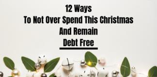 12 Ways To Save This Xmas