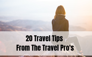 20 Travel Tips