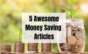 5 Money Saving Articles