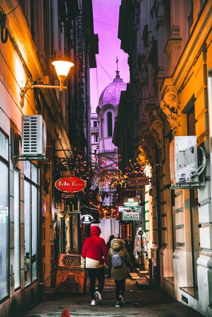 Bucharest Travel