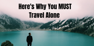 Here's Why You MUST Travel Alone