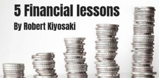 Robert Kiyosaki - 5 Lessons