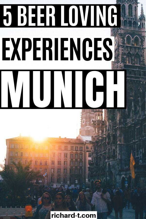 munich beer