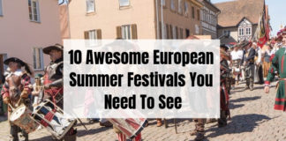 10 Awesome European Summer Festivals You Need To See