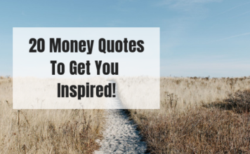 20 Money Quotes