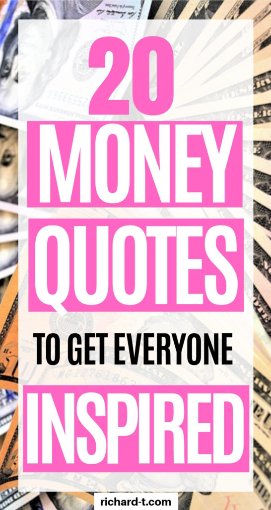 20 Money Quotes You Probably Need To Read Right Now