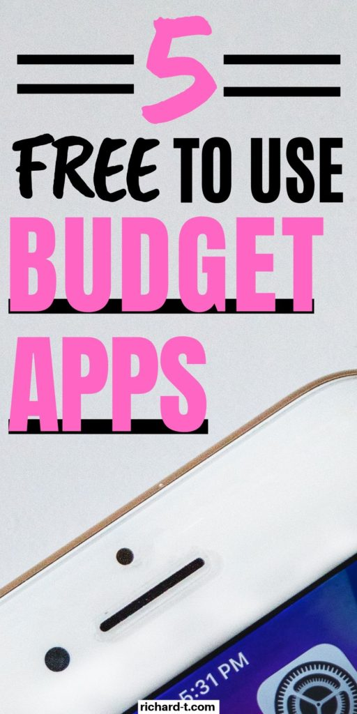 5 Free Budget Apps