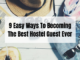 9 Easy Ways To Becoming The Best Hostel Guest Ever