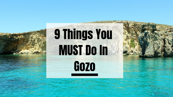 9 Things to do in Gozo