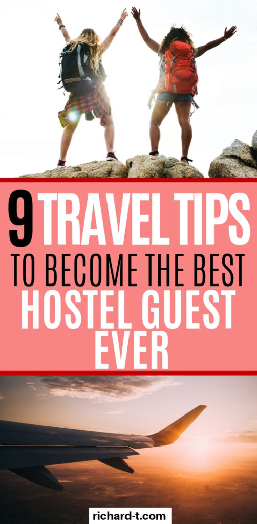 How to be best hostel guest 9 tips