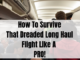 Surviving that long haul flight