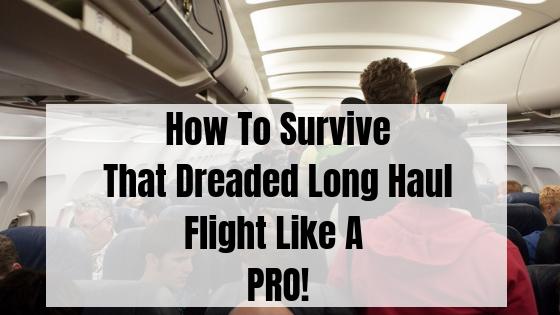 Surviving that long haul flight