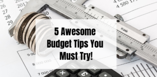 The Best Budget Tips!!