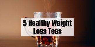 Weight Loss Health Teas