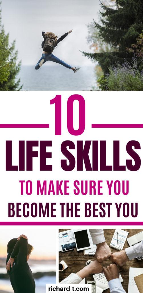10 Life skills!!!