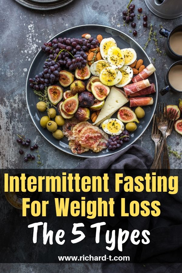 5 Intermittent Fasting Types