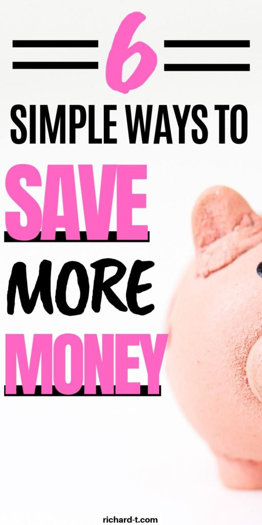 Save More Money