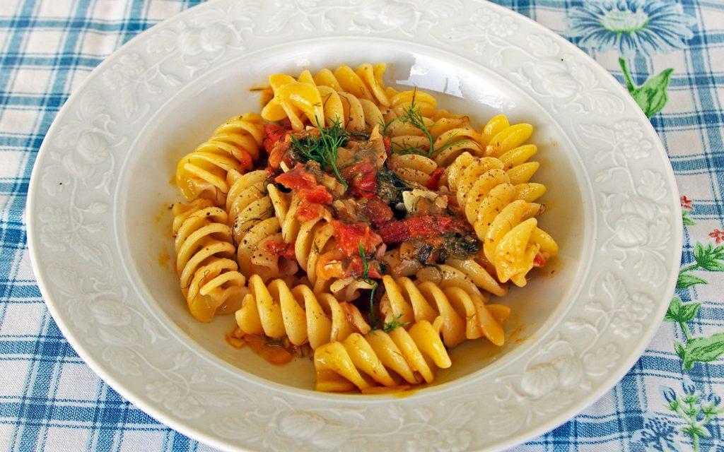 Pasta Sicily