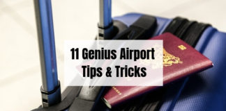 11 Genius Airport Tips & Tricks