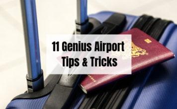 11 Genius Airport Tips & Tricks