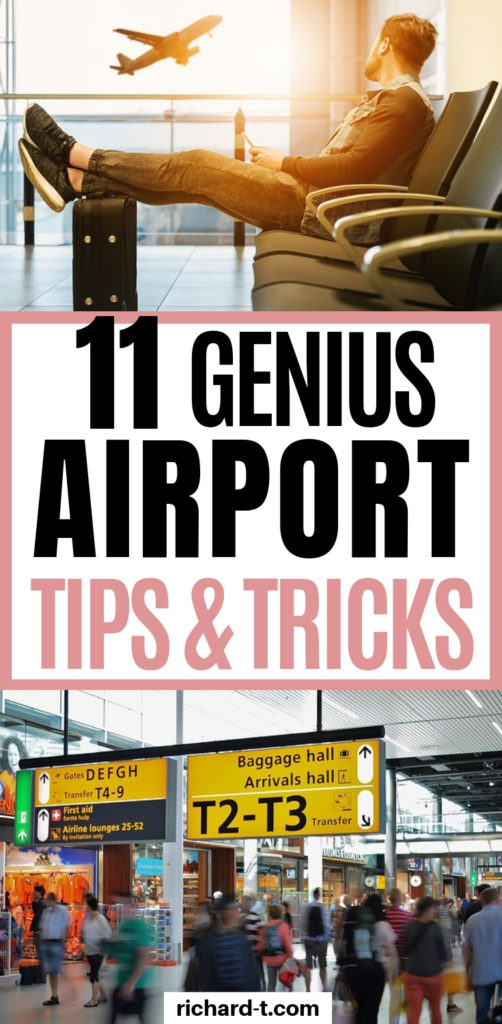 11 Must Know Airport Tips & Hacks