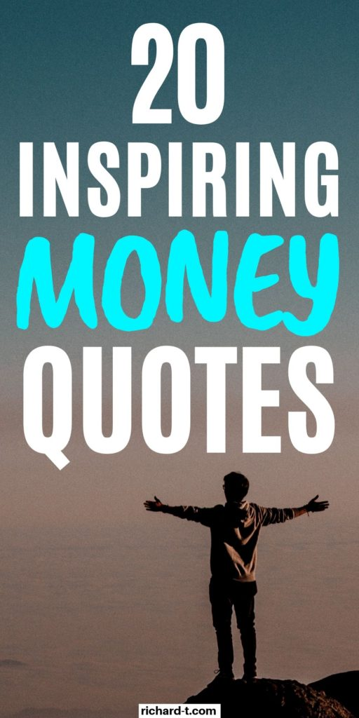 20 Inspiring Money Quotes