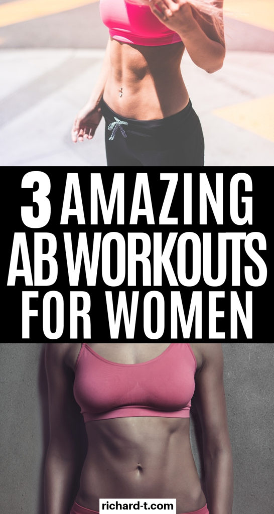 3 Ab Workouts For Women