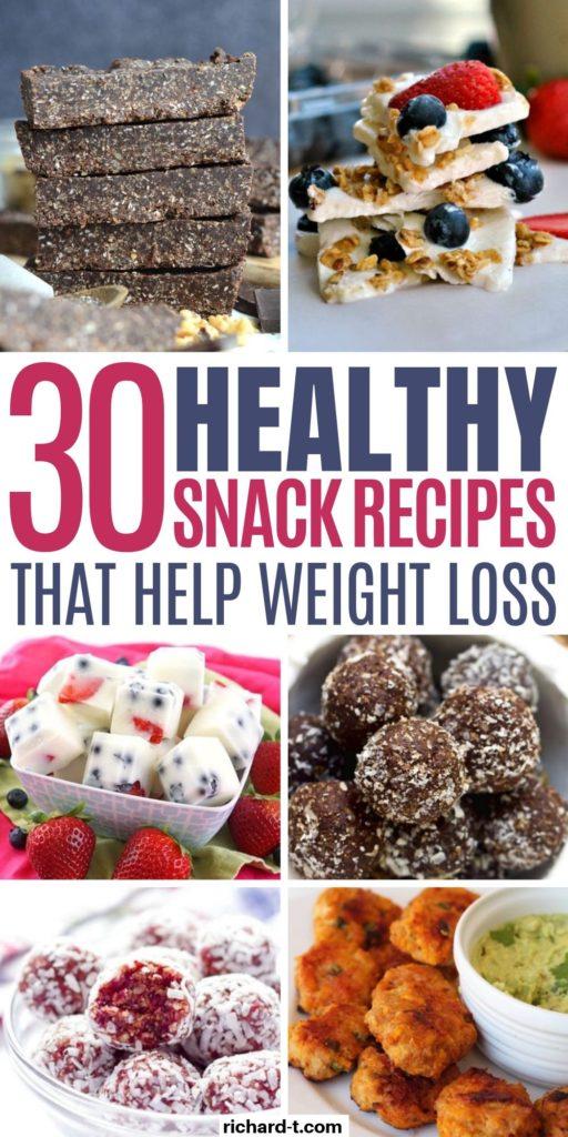 30 Healthy Snacks