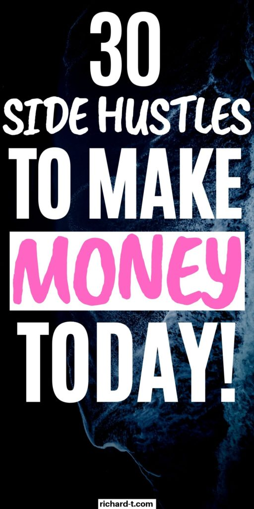 30 Ways to make money