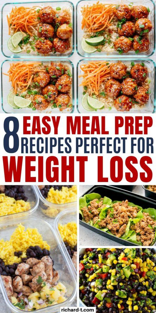 Meal prep recipe ideas