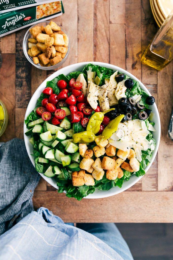 Amazing Italian Salad Recipe