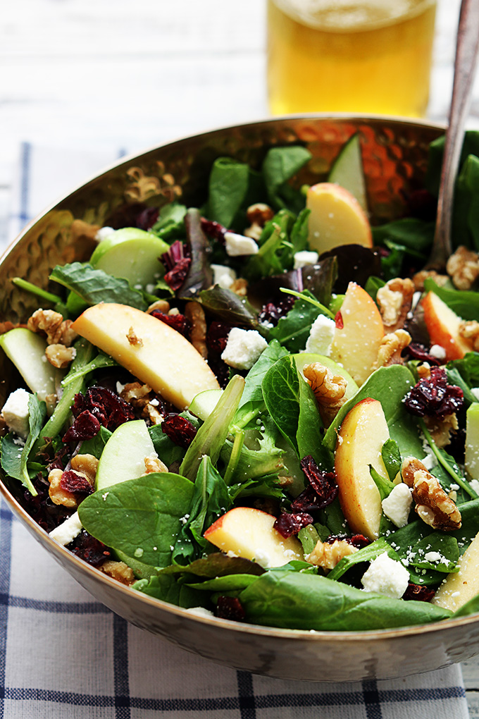 15 Healthy Vegetarian Salad Recipes