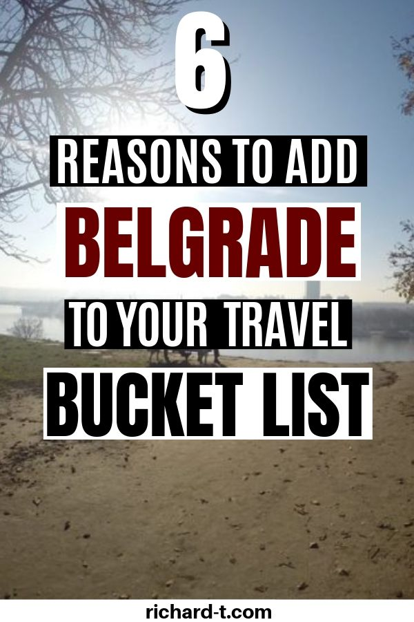 Belgrade Travel