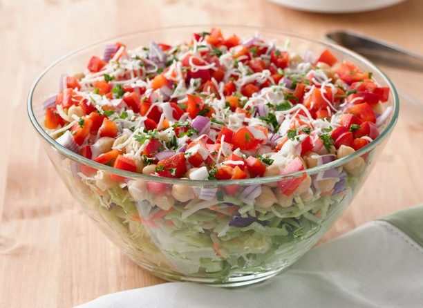 Italian salad recipe