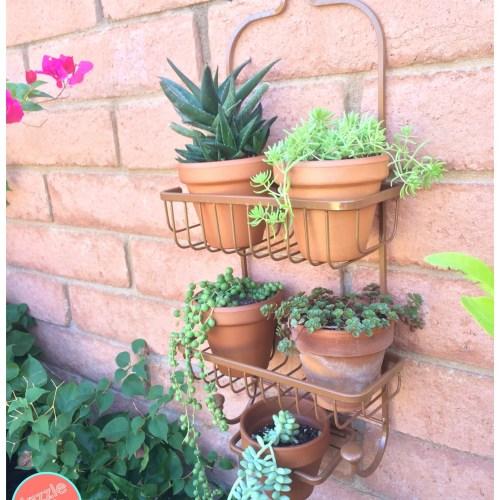 Wall Planter DIY