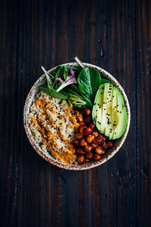 vegan buddha bowl recipes