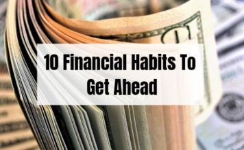10 Financial Habits To Get Ahead