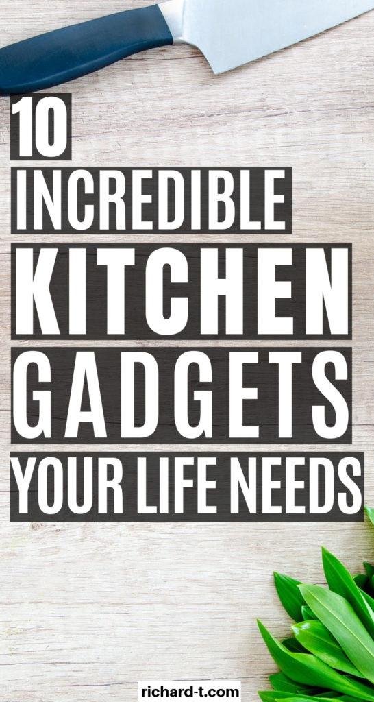 10 Insane Kitchen Gadgets