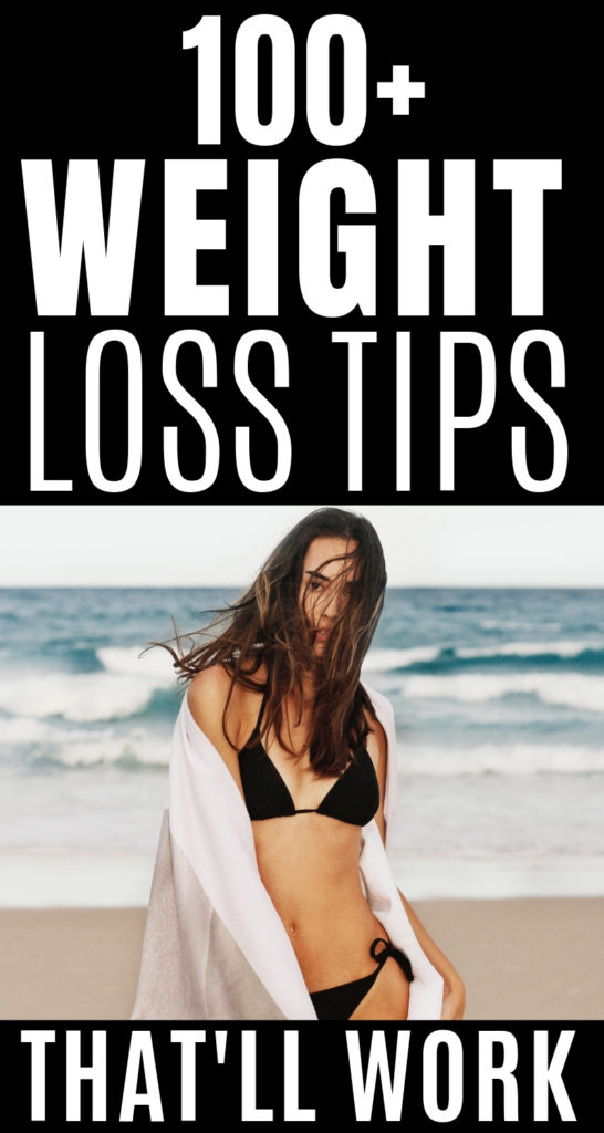 100+ Weight Loss Tips !!!