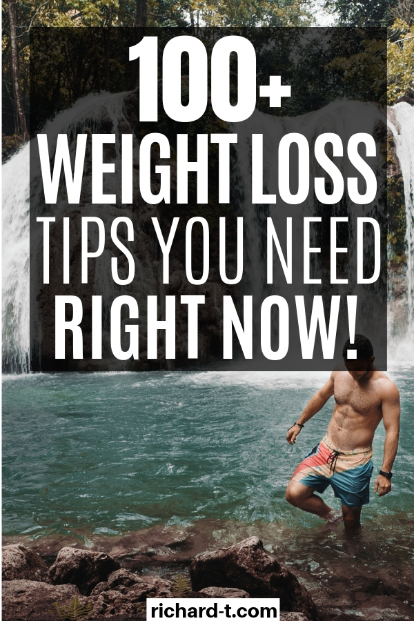 100+ Weight Loss Tips