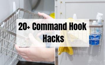 20+ Command Hook Hacks