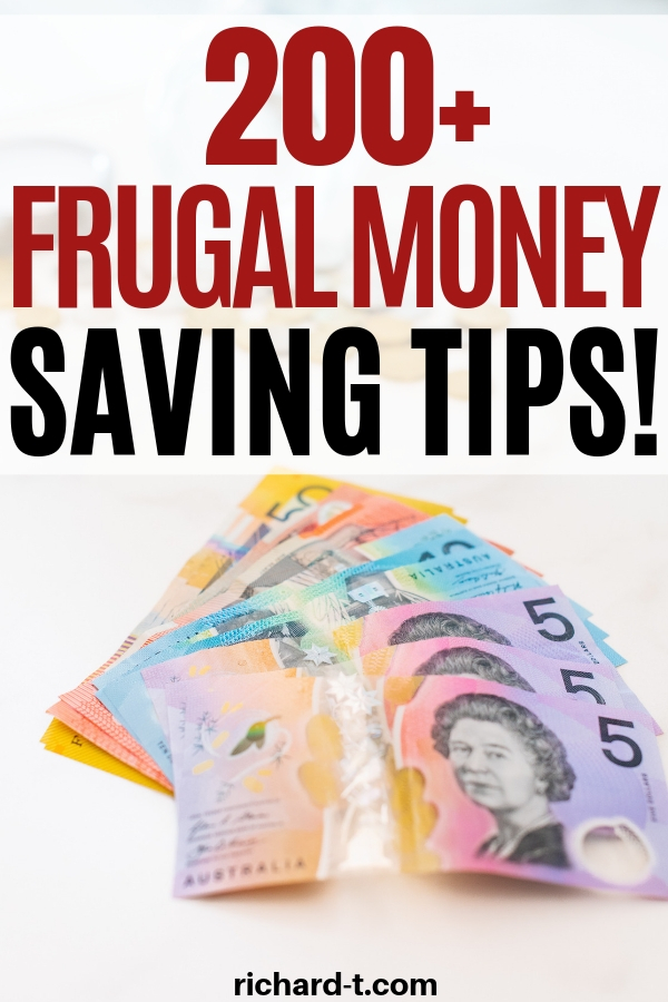 200+ Money Saving Tips 2