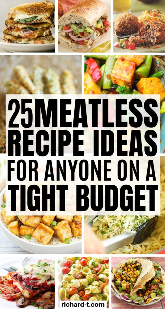 25 Meatless Meals