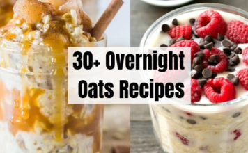 30+ Overnight Oat Recipes