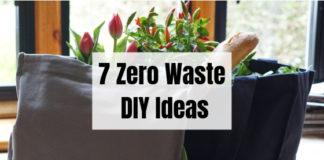 7 Zero Waste DIY Ideas