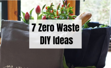 7 Zero Waste DIY Ideas