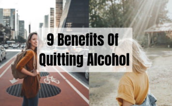 9 Benefits of quitting alcohol