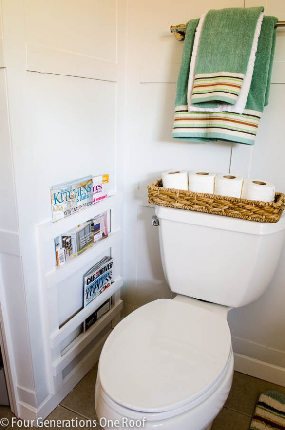 Bathroom Organization 20